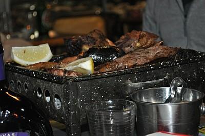 ,restaurant,comida,asado,vista de frente,carne,tip