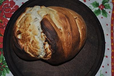 pan, masa, casero, comida, saludable, imagen en co