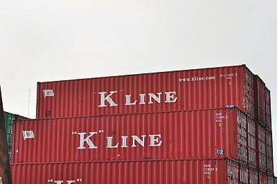 muchos, containers, cartel, letras, numeros, comer