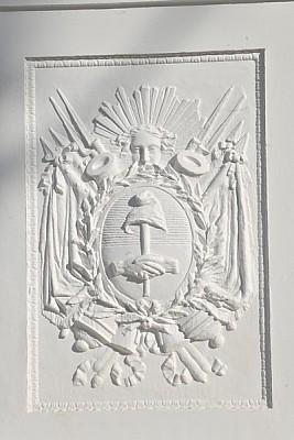 escuco, blanco, emblema, argentina, politica, cult