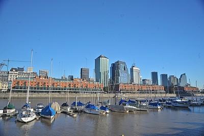 imágenes gratis puerto madero, buenos aires, agua, yates, rio, edi