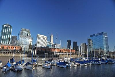 puerto madero, buenos aires, agua, yates, rio, edi