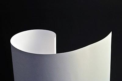 foto de estudio, fondo negro, papel, hoja, fotogra