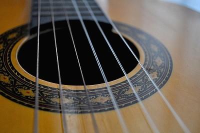 imágenes gratis foto de estudio, interior, musica, guitarra, cuerd