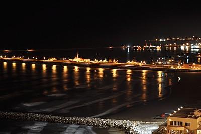 imágenes gratis ciudad, mar del plata, buenos aires, de noche, ext