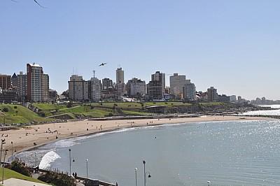 imágenes gratis vista aerea, buenos aires, mar del plata, exterior