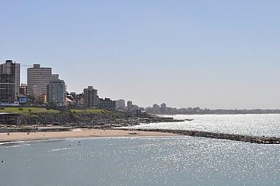 imágenes gratis buenos aires, mar del plata, exterior, costa atlan