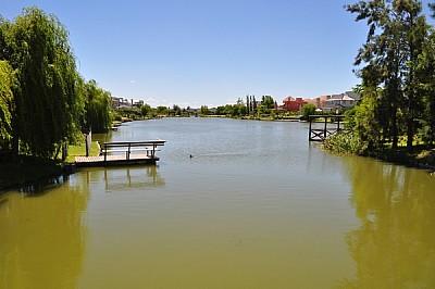 lago, paisaje, agua, tranquilidad, turismo, exteri