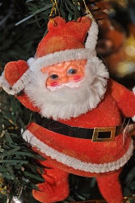 imágenes gratis papa noel, navidad, tradicion, vista en primer pla