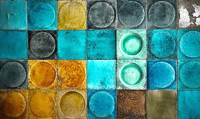 imágenes gratis Fondo Mosaicos