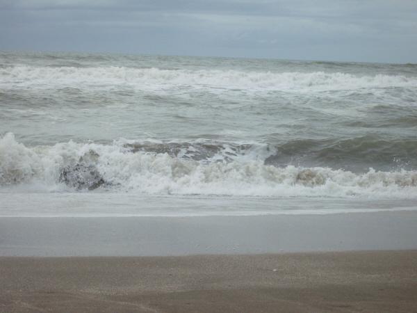 imagen de argentina costa atlantica playa mar ola olas
