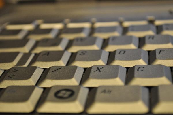 Imagen de computadora laptop ordenador teclado letra - Foto teclado ordenador ...