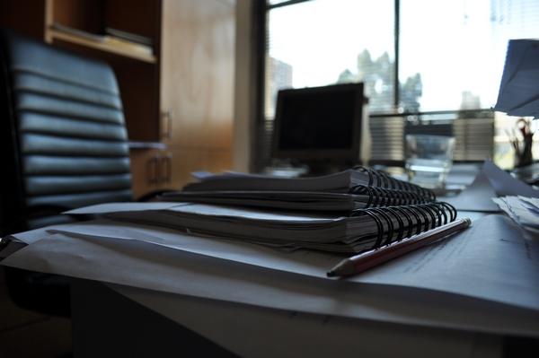 Imagen de oficina interior escritorio trabajo comercio foto gratis 100003597 - Oficina de trabajo ...