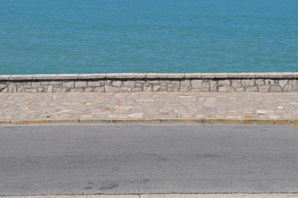 mar del plata, buenos aires, sendero, calle, vereda, soleado, de dia, oceano, agua, turismo, naturaleza, exterior, de dia, soleado, nadie, paisaje, ciudad,ABRIL2013