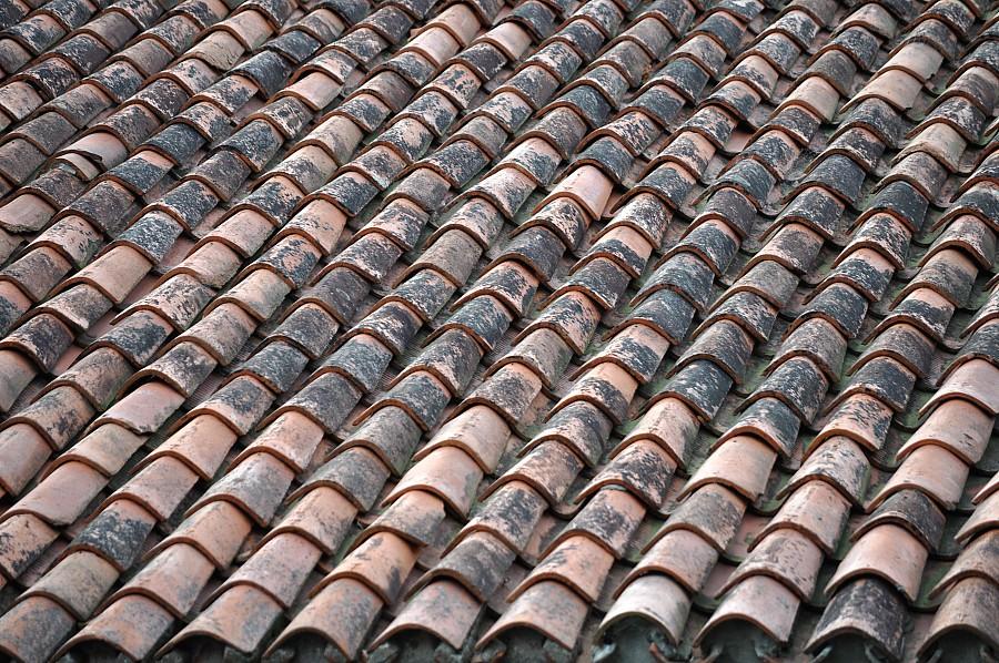Imagen de techo de tejas foto gratis 100004290 for Tejas livianas para techos
