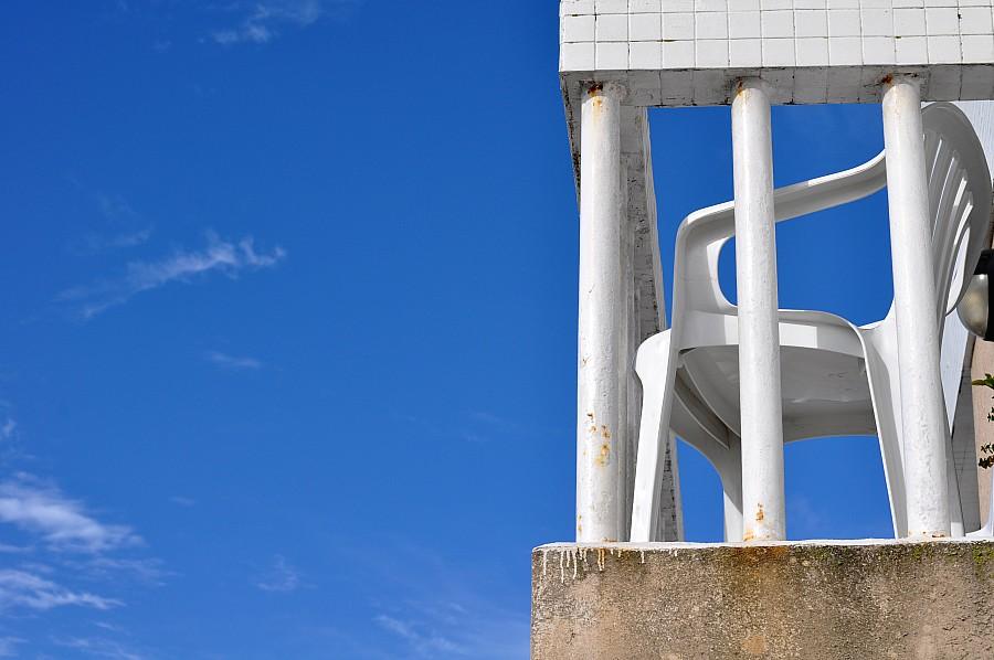 Balcon, Fondo, Background, Mosaico, Silla, Terraza,P052014, Freejpg
